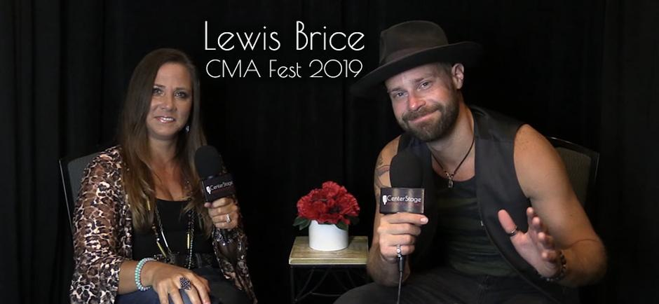 CMA Fest 2019 with Missy: Lewis Brice