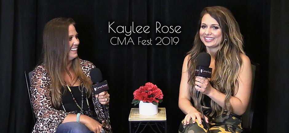 CMA Fest 2019 with Missy: Kaylee Rose