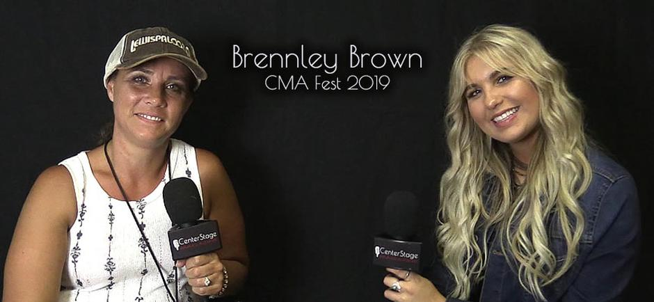 CMA Fest 2019 with MIssy: Brennley Brown