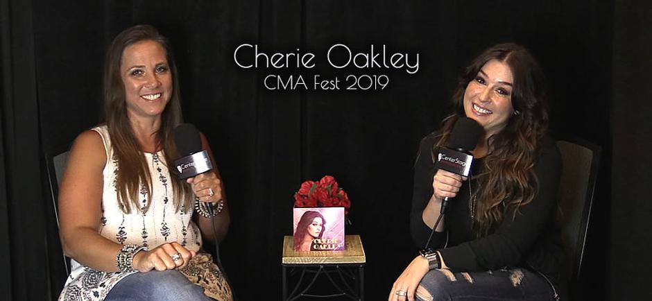 CMA Fest 2019 with Missy: Cherie Oakley