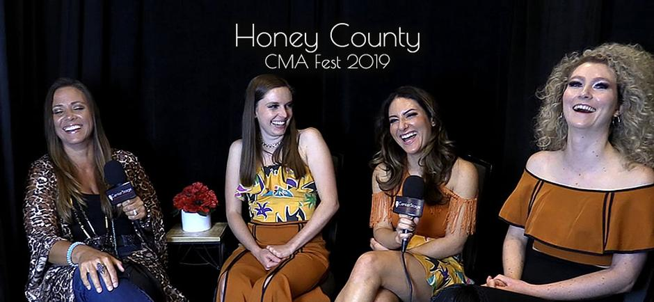 CMA Fest 2019 with Missy: Honey County
