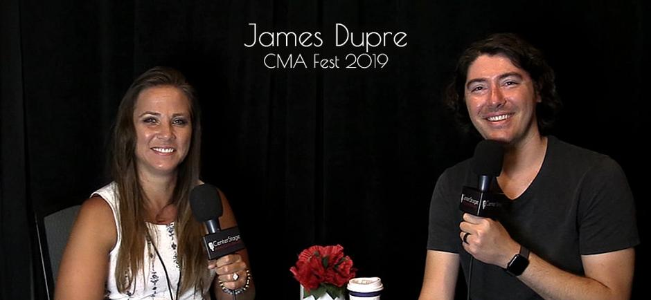 CMA Fest 2019 with Missy: James Dupré