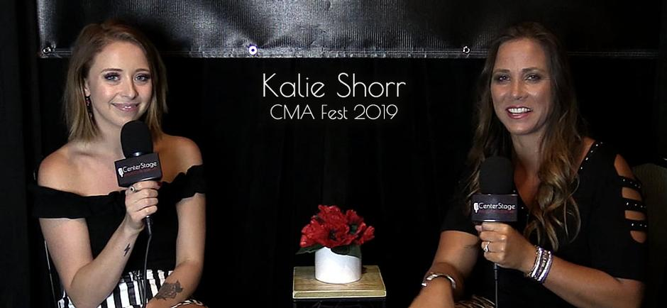 CMA Fest 2019 with Missy: Kalie Shorr