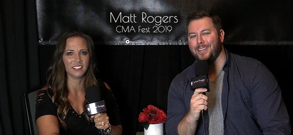 CMA Fest 2019 with Missy: Matt Rogers