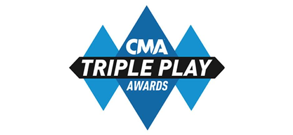 Press Release: The Country Music Association has revealed the recipients of the 11th annual CMA Triple Play Awards