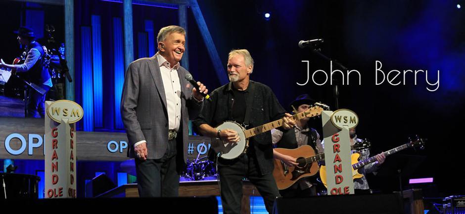 Press Release: Grammy Award Winning Artist, John Berry, Hits #1 with