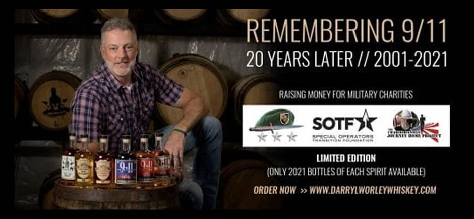 Darryl Worley Partners With Leatherwood Distillery