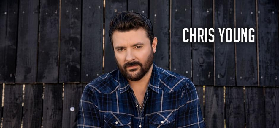 FREE Live Event With Chris Young In Nashville