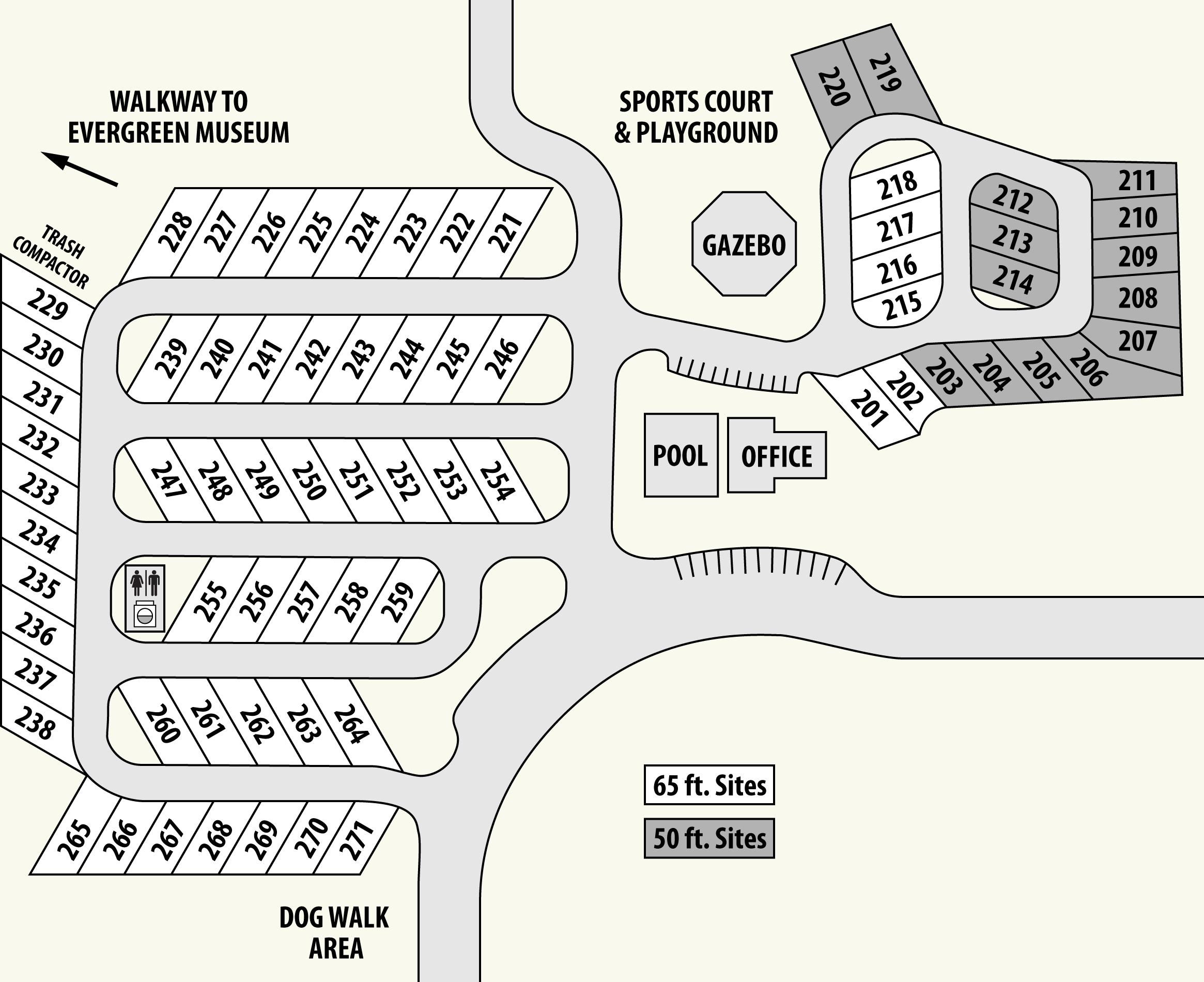 Osv rv site map 2330px