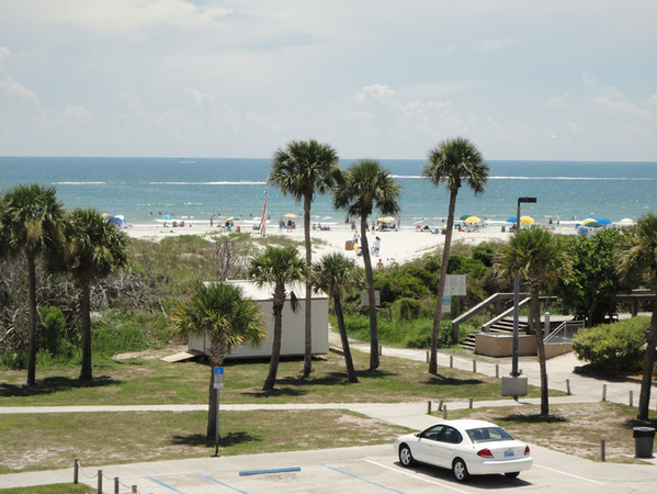 Florida Campgrounds Map.Campgrounds In Florida On The Ocean Jetty Park Beach Bookyoursite