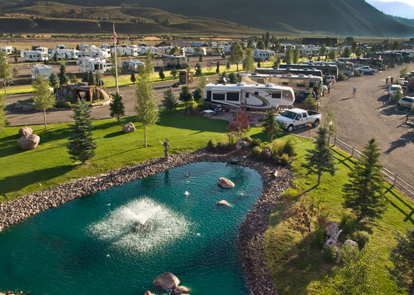Mountain Views At Rivers Edge Rv Resort Bookyoursite