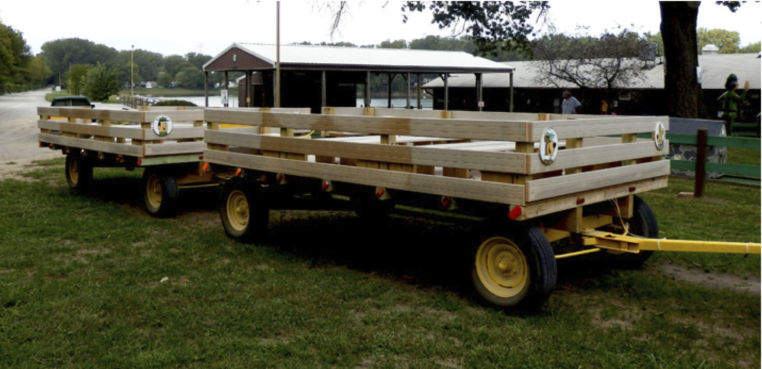 Mx0010 4 wagonrides