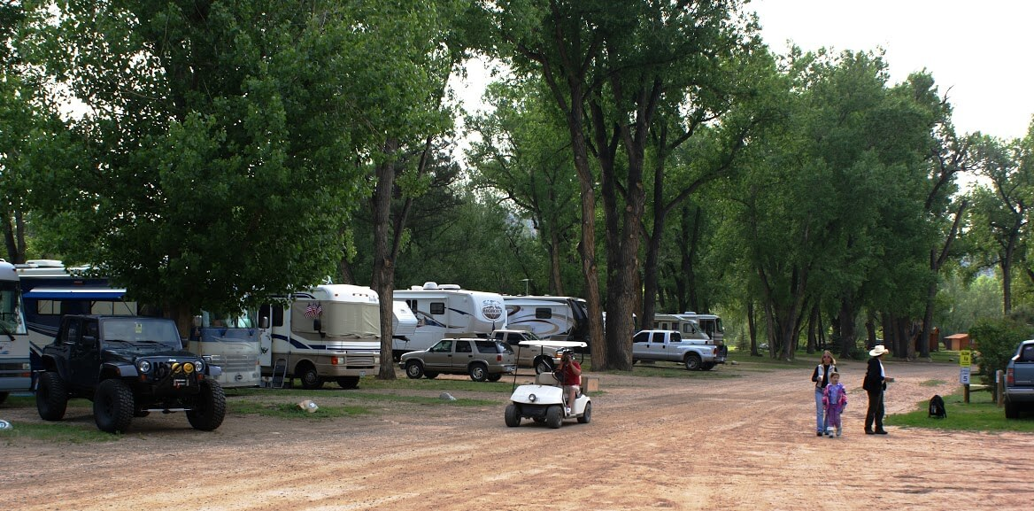 Riverview RV Park & Campground | BookYourSite