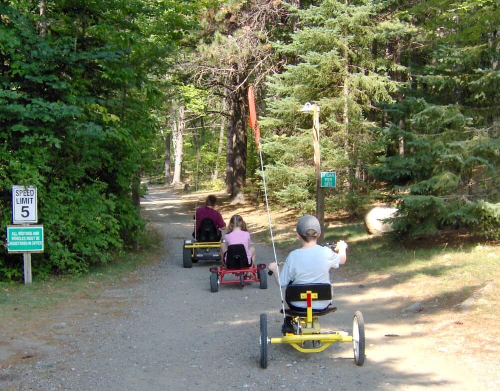 Pedalcarts