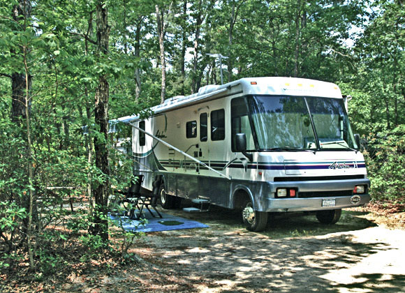 Mx0034 3 wooded rv sites
