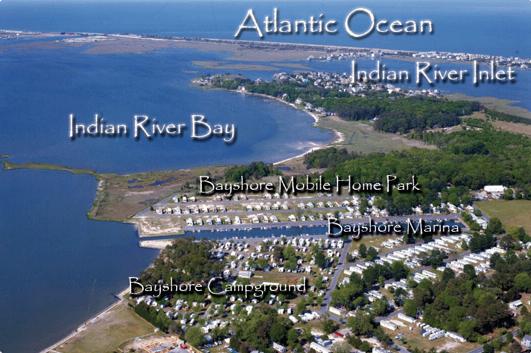 Bay Shore Campground & Marina   BookYourSite