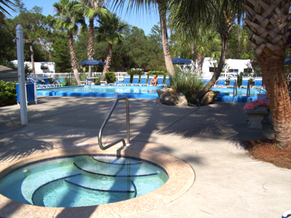 Navarre Beach Campground in Florida | BookYourSite