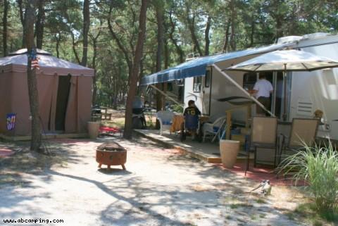 Cape Cod Beach Camping   North Truro Campground & RV ...