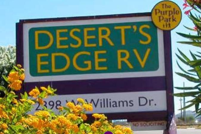 Desert\'s Edge RV Village | BookYourSite