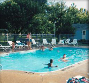 Camp sandusky campground and cabins in ohio bookyoursite - Campgrounds in ohio with swimming pools ...