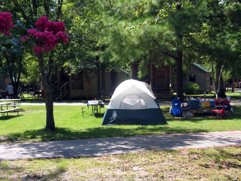 Virginia Beach Oceanfront Camping And Rv Park Bookyoursite