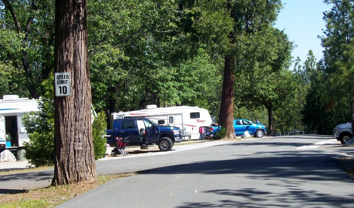Mc1964 5 paved roads and rv sites