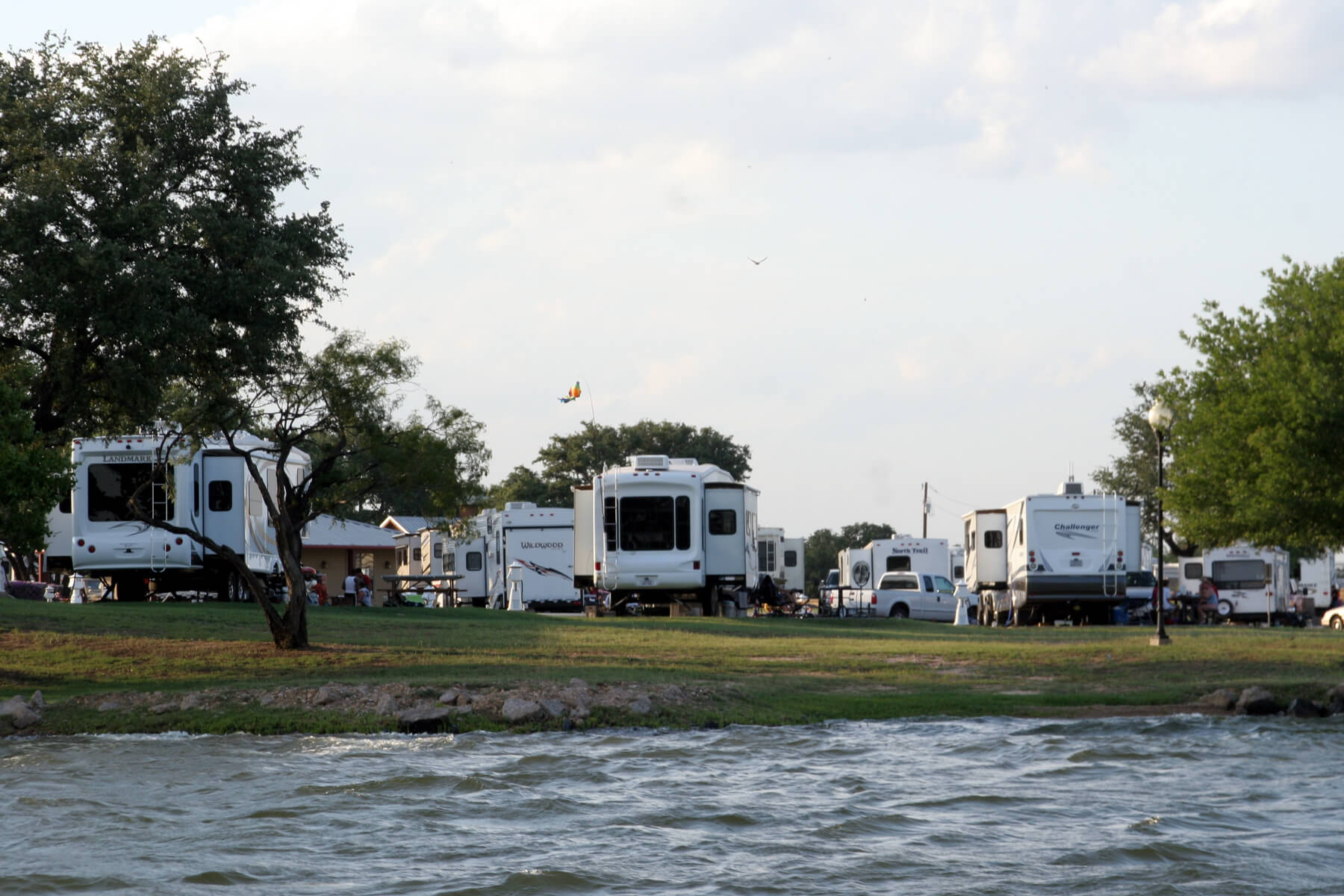 Sunset Point Rv Resort In Marble Falls Texas Bookyoursite