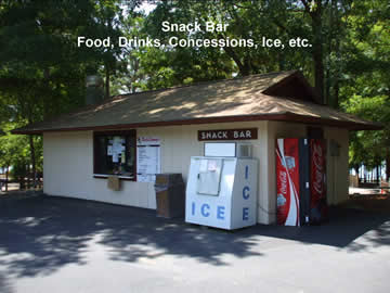 Mc1853 5 snack bar