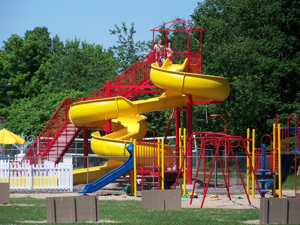 Mc2125 3 waterslide