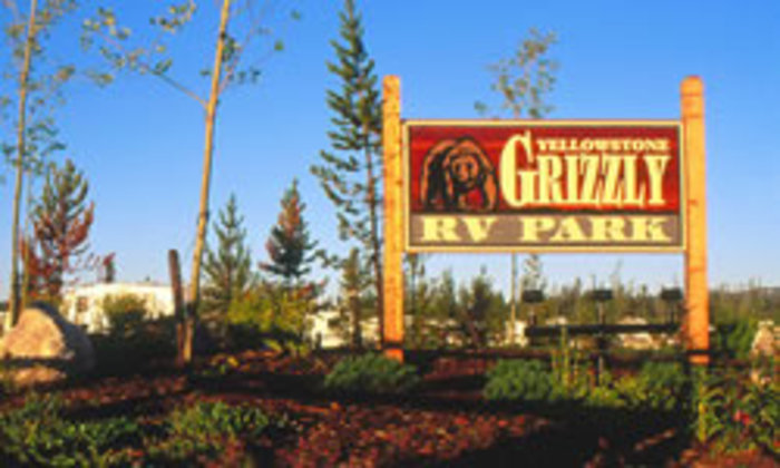 Yellowstone Grizzly RV Park | BookYourSite on yosemite rv parks map, cody wyoming rv parks map, black hills rv parks map,