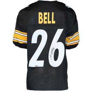 online store d0297 f635c Soldsie | Le'Veon Bell Signed Steelers Custom Black Jersey