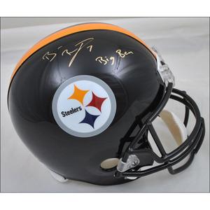 info for 38c1d 7c532 Soldsie | Ben Roethlisberger Signed Rep Helmet with Big Ben ...