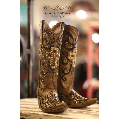 corral ashley boots