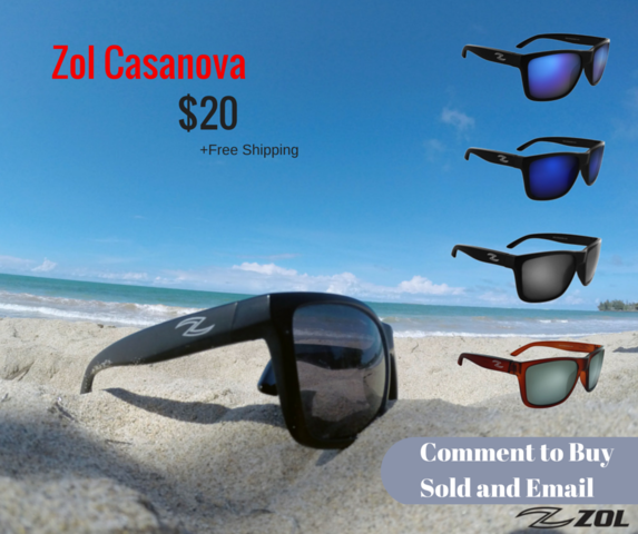 Zol Casanova · $20.00
