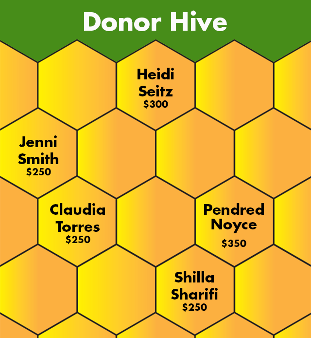 Donor Hive