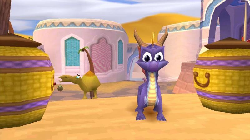See How Insomniac Made Spyro 2 Run On The Original