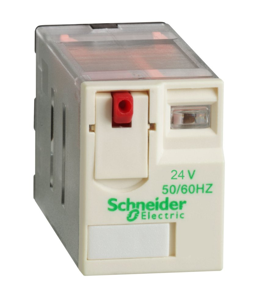 Schneider Electric / Square D  RPM22B7  Plug On Relay, 250 Volt, 15 Amp