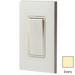 Leviton 5613-2I Decora® Illuminated Off AC Quiet 3-Way Switch; 1-Pole, 120/277 Volt AC, 15 Amp, Ivory
