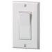 Leviton 5603-W Decora® AC Quiet 3-Way Switch; 120/277 Volt AC, 15 Amp, White