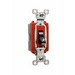 Pass & Seymour PS20AC1-BK Extra Heavy Duty Grade Toggle Switch; 1-Pole, 120/277 Volt AC, 20 Amp, Black
