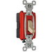 Pass & Seymour CS20AC1-I Heavy Duty Grade 3-Way Toggle Switch; 1-Pole, 120/277 Volt AC, 20 Amp, Ivory