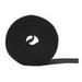 Rip-Tie W-75-1RL-BK Velcro® WrapStrap; 75 ft x 1/2 Inch, Black