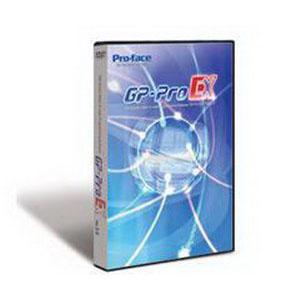 """""Pro-Face EX-ED-V40-DVD HMI Screen Editor and Logic Development Software 4.0 Version, For HMI Units, IPCs With WinGP,"""""" 117549"