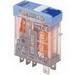 Turck C10-A10X/024VDC R6662 Relay; 24 Volt DC, 1 Pole