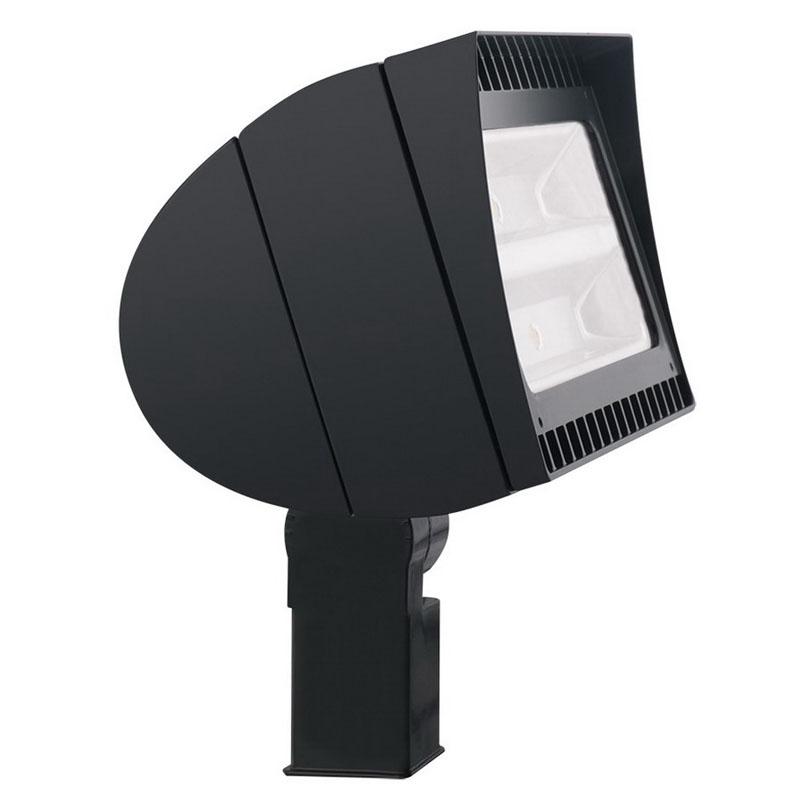 rab fxled150sfn led flood light 120 208 240 277 volt 150. Black Bedroom Furniture Sets. Home Design Ideas