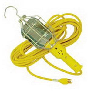 McGill 6025SRG Extension Light; 100 Watt, Yellow Cord
