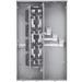 Murray WEP2211 Type-WEP Ring Style Uni-Pak; 125 Amp, 120/240 Volt AC, 4-Jaw, 1 Phase, Surface Mount