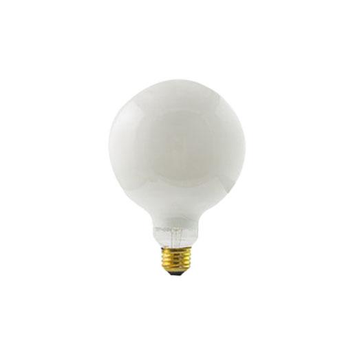 GE Lamps 60G40/W/PROLINE-120 Decorative Globe Incandescent Lamp; 60 Watt, 120 Volt