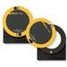 Fluke FLK-050-CLKT C-Range IR Window; Compliant Silicone Gasket