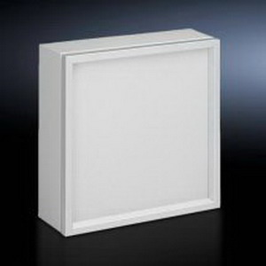Rittal 2740000 Operating Panel; Aluminum, Natural